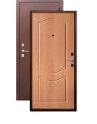 Дверь VD-01 (миланский орех) (70мм)