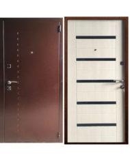Дверь VD-41 (лакобель капучино) (70мм)