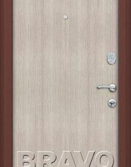 Door Out 201 Антик Медь/Cappuccino Veralinga/Wenge Veralinga
